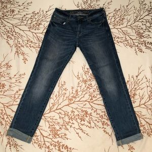 American eagle skinny jeans size 32 x 32